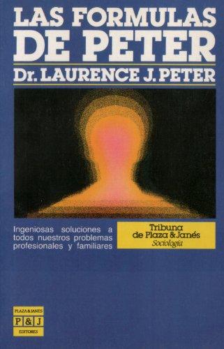 9788401450785: Formulas de Peter, Las (Spanish Edition)