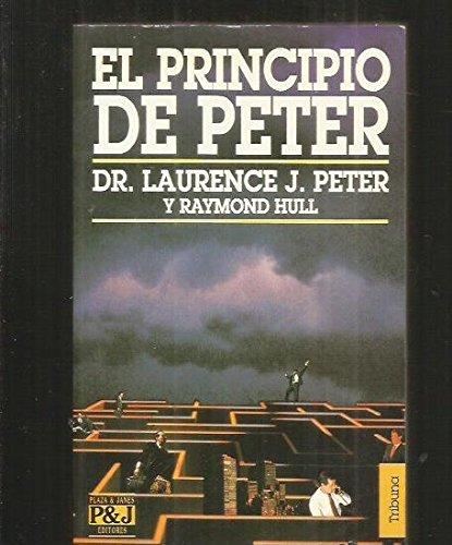 9788401451249: El principio de Peter