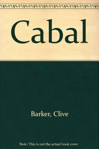9788401465123: Cabal (Spanish Edition)