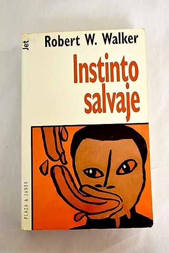9788401468933: Instinto salvaje (Cuadernos Ratita Sabia)