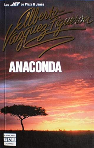 Anaconda (Spanish Edition): Vazquez-Figueroa