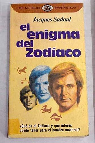 9788401470264: EL ENIGMA DEL ZODIACO