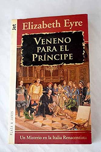 9788401473548: Veneno para el principe (Cuadernos Ratita Sabia)