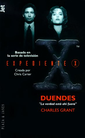 Expediente X-Duendes: Grant, Charles L.