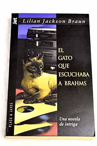9788401474354: El gato que escuchaba a brahms (Cuadernos Ratita Sabia)