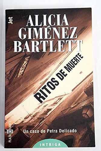 9788401476426: Ritos De Muerte (Los Jet de Plaza & Janes) (Spanish Edition)