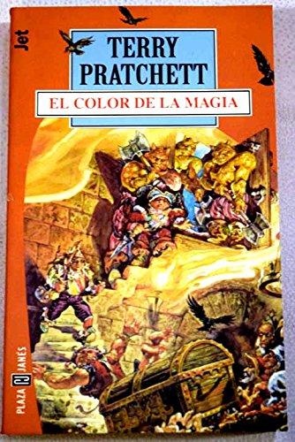 9788401479434: El Color De La Magia (Spanish Edition)