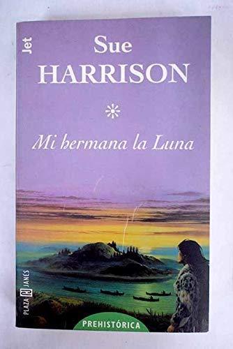 9788401485503: Hermana Luna (Jet (plaza & Janes))