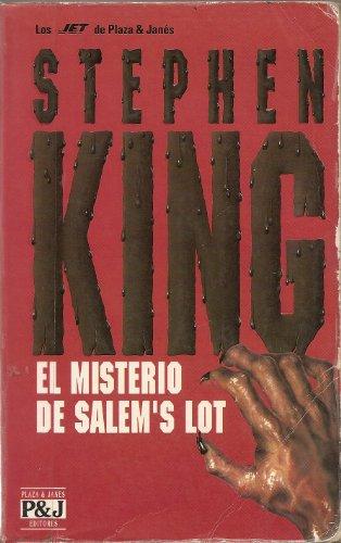 9788401491009: Misterio de Salem's Lot