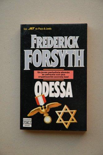 GENESIS DE UNA LEYENDA AFRICANA: FREDERICK FORSYTH