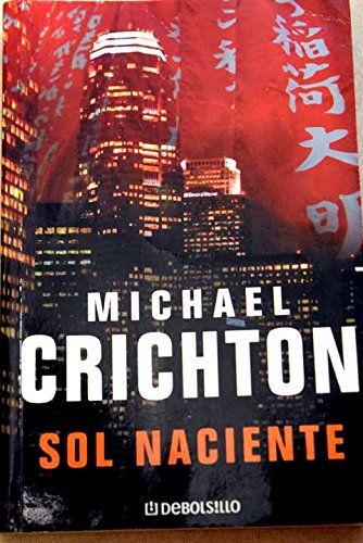Sol Naciente (8401492025) by Michael Crichton