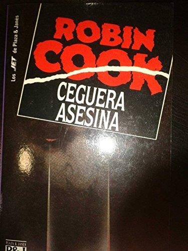 9788401492884: Ceguera asesina (Cuadernos Ratita Sabia)