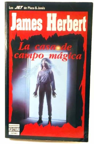 La casa de campo mágica - James Herbert