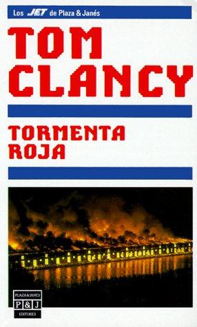 9788401495212: Tormenta roja biblioteca de tom clancy