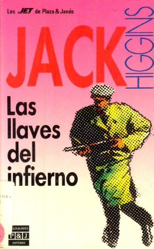 9788401495649: Biblioteca de jack higgins: Las Llaves Del Infierno