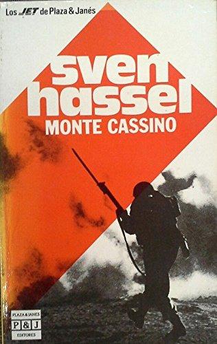 9788401495946: Monte Cassino (Los Jet de Plaza & Janés, 137/14)