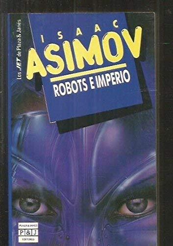 9788401496622: Robots e imperio