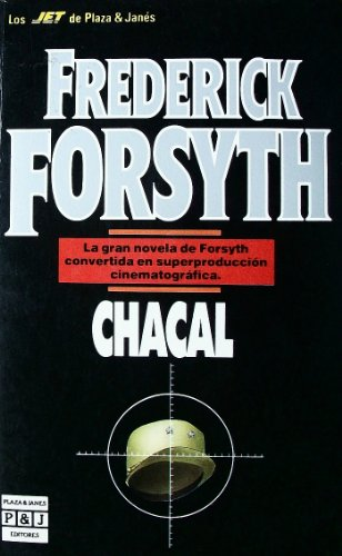 9788401497865: Chacal (Spanish Edition)