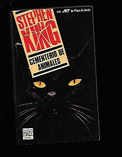9788401498817: Cementerio De Animales / Pet Cemetary (Spanish Edition)
