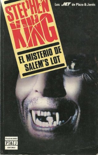 9788401498862: El misterio de salem's lot