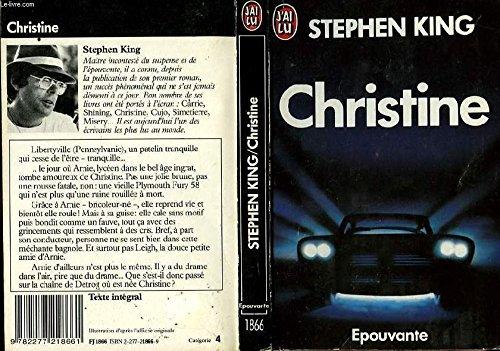 9788401498893: Christine