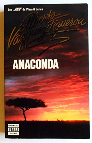 Anaconda: A. Vazquez Figueroa