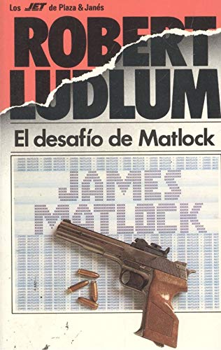 9788401499241: El Desafio De Matlock/ The Matlock Paper (Spanish Edition)
