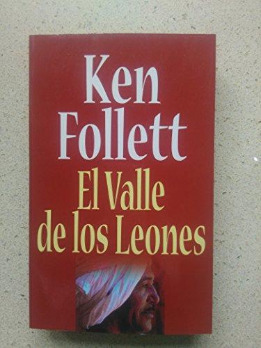 El Valle De Los Leones (bolsillo): Ken Follet