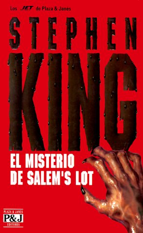 9788401499890: El Misterio de Salem's Lot (Spanish Edition)