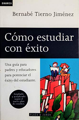 9788401520457: Como Estudiar Con Exito [How to Study Successfully]