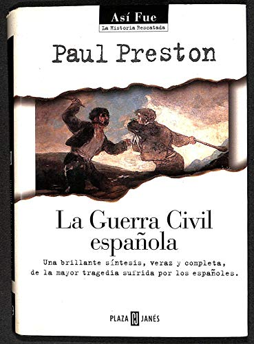 9788401530371: La Guerra civil española