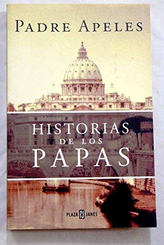 9788401540493: Historias de los papas