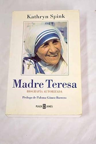 9788401540660: Madre teresa. Biografia autorizada
