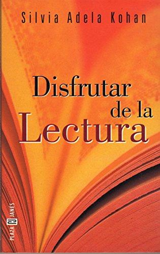 9788401540950: Disfrutar de la lectura