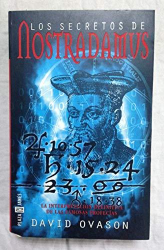 9788401541131: Secretos de Nostradamus (Spanish Edition)