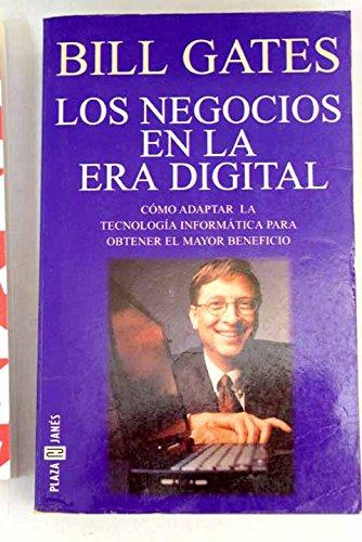 9788401541391: Los negocios en la era digital