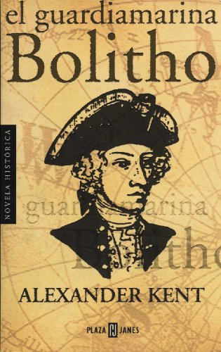 9788401561733: El guardiamarina bolitho (bolsillo)