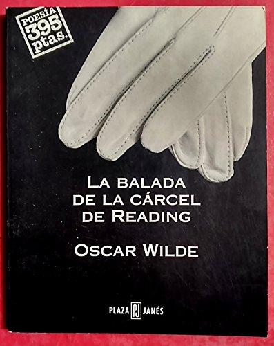 9788401590122: La Balada de La Carcel de Readign (Spanish Edition)