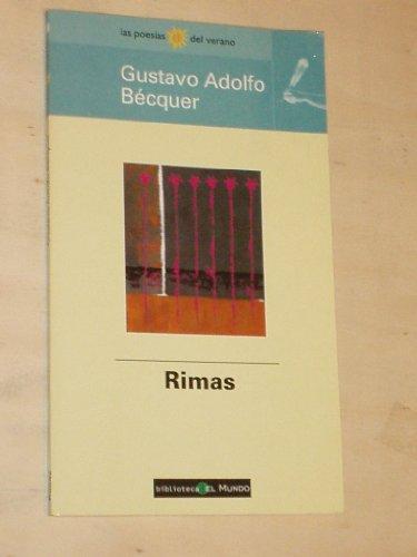 Rimas (Spanish Edition): Becquer, Gustavo Adolfo