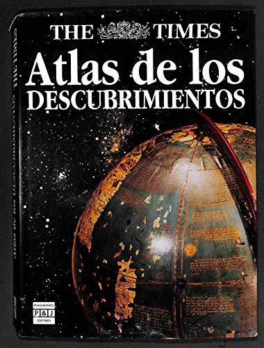 9788401613272: ATLAS DE LOS DESCUBRIMIENTOS - THE TIMES [Paperback] [Jan 01, 1992] Felipe Fernandez-Armesto