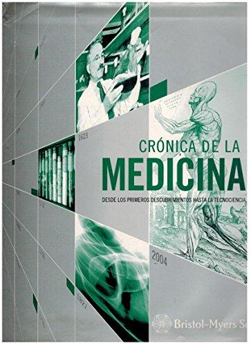 9788401616761: Cronica de La Medicina (Spanish Edition)