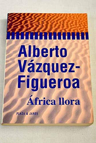 9788401620362: África llora