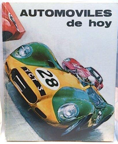 9788401700019: Automóviles de hoy