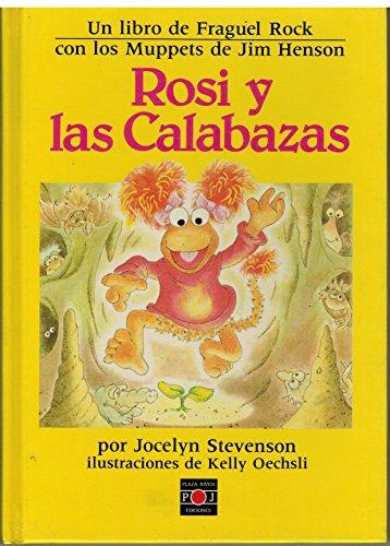Rosi y las calabazas : Fraguel Rock/Fraggle Rock Storybooks : Red andthe Pumpkins (8401704278) by Stevenson, Jocelyn