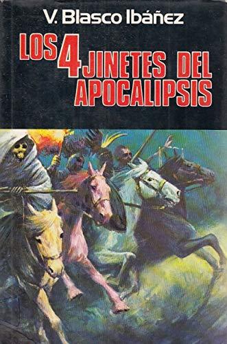 9788401805318: Los cuatro jinetes del apocalipsis