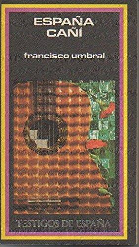 España Cañi. Portada de Joan Minguell.: Umbral, Francisco