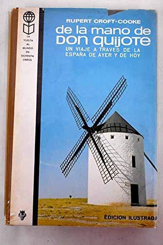 9788401812026: De la mano de Don Quijote