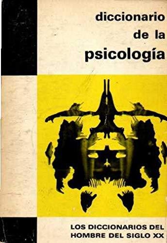 DICCIONARIO DE LA PSICOLOGÍA: NORBERT SILLAMY