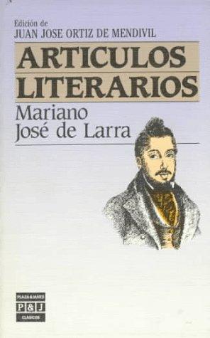9788401905612: Articulos literarios