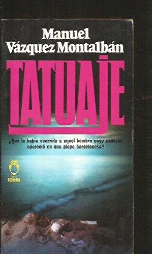 9788401908446: Tatuaje (Policiaca) (Spanish Edition)